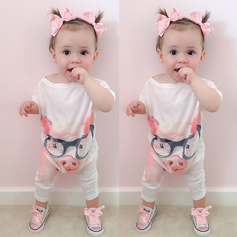 Newborn Infant Baby Girl Boys Cute Rabbit Bunny Rompers Jumpsuit Long Sleeve Clothing Outfits Girls Sunsuit Clothes newborn baby girls rompers 100% cotton long sleeve angel wings leisure body suit clothing toddler jumpsuit infant boys clothes