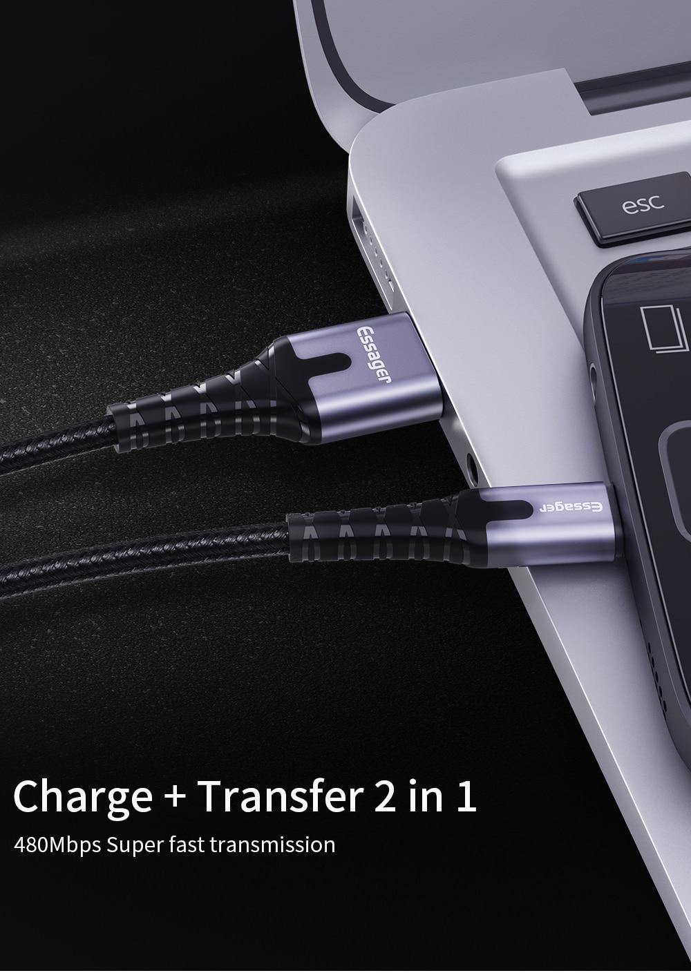 Micro USB Mobile Cable essager pakistan brandtech.pk