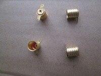 1000pcs E10 Lamp Base Light Socket With 2rings For Light Bulb