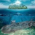 13000 USS Seawolf 6-канальный RC Подводная Лодка Модель Ядерной Энергии Темно-Пульт Дистанционного Управления Моторная Лодка Электрические Игрушки