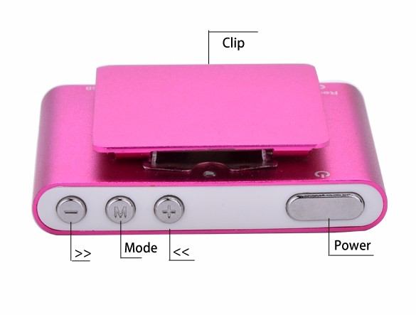 """6th Gen 1.8inch 1.8"""" LCD FM Radio Video Music Mp3 Mp4 Player Support 2G 4GB 8GB 16GB Card WMV format TFT 262K color screen 11"""