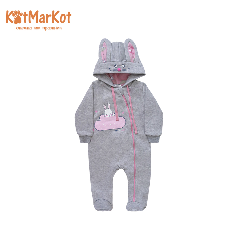 Jumpsuit for girls КОТМАРКОТ 76502 jumpsuit for girls котмаркот 76402