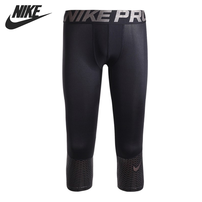 все цены на Original New Arrival  NIKE  HYPERCOOL MAX 3/4 TGT  Men's Tight Shorts Sportswear онлайн