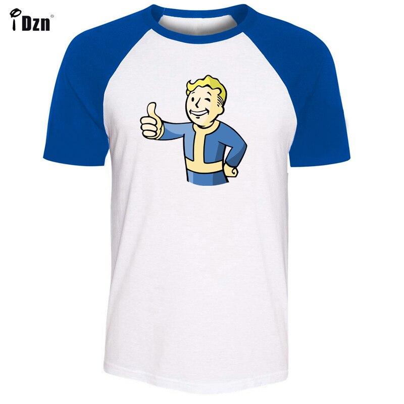 Game Fallout PipBoy Funny T Shirts Men Women Girl Boy The Bill Murray T-shirt Megaman Minmalism Retro Fitness Tshirt Holiday Tee