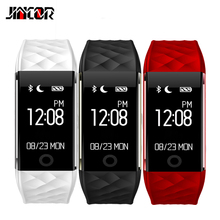 JINCOR S2 Смарт Браслет Браслет Heart Rate Monitor IP67 Водонепроницаемый Smartband Браслет Для IOS8.0 Android4.3 Bluetooth fitbits