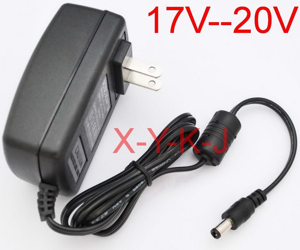 50PCS 17V 20V 1A AC Adapter Charger 1000mA for Bose SoundLink 1 2 3 Mobile Speaker