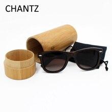 Wood sunglasses men women brand designer 2016 polarized sun glasses with metal spring hinge lunette de soleil homme femme
