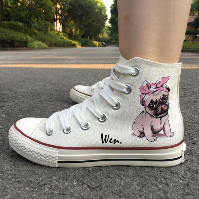 Image result for pug women's sneakers