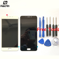 Meizu M5 Note LCD Display With Touch Screen Digitizer Assembly High Quality LCD Screen Replacement For