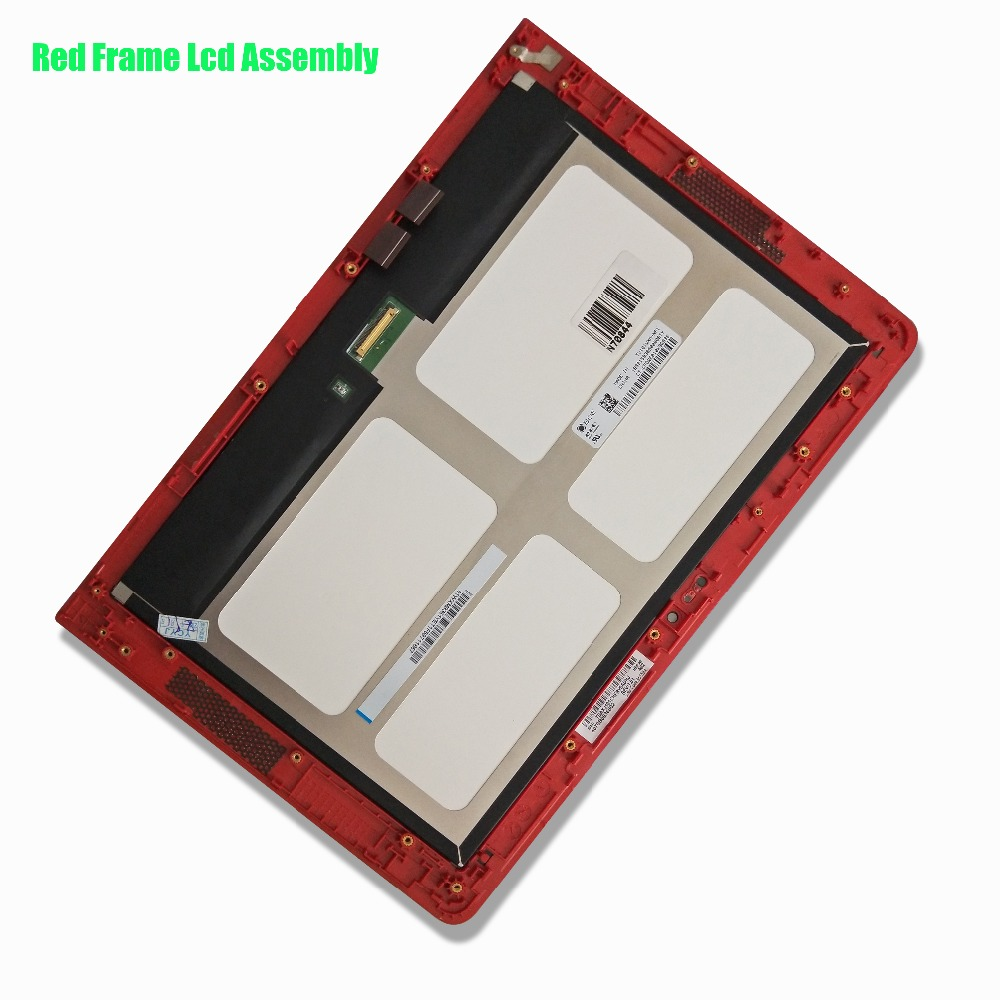100% New For HP Pavilion X2 210 G2 G1  LCD Display Lcd Screen With Digitizer Touch Screen Assembly B101EAN01.8 TV101VNM-NP1