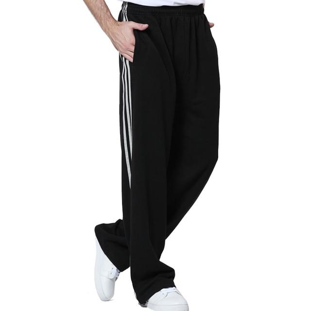 2016 Fashion Mens Joggers Striped Designer Hip Hop male Jogger Pants open air Sweatpants Casual Men Trousers Pantalon Homme 122