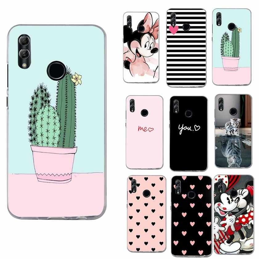 Cover For Huawei P8 P9 Lite 2017 Phone Case Silicon For carcasa Huawei P20 lite P20 Pro Mate 10 20 Lite P Smart 2019 Case