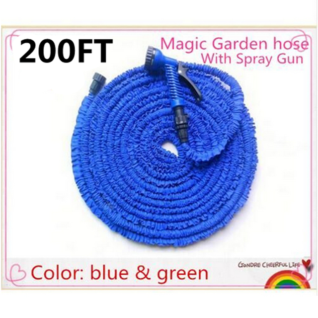 Aliexpresscom Buy Free shipping 200FT Magic Hose Retractable