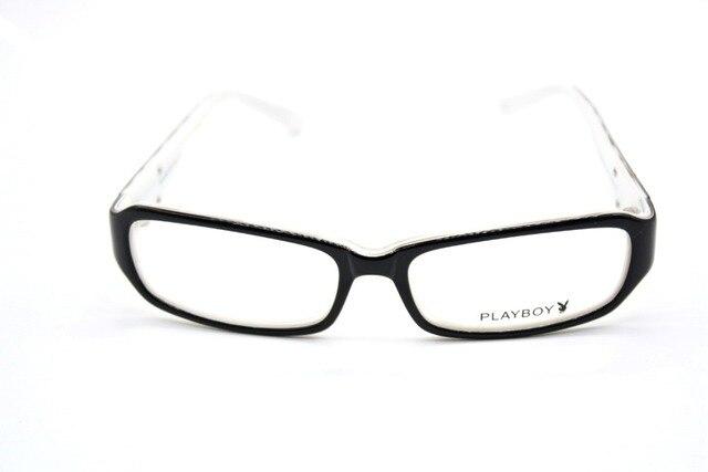 5cb690957b Calidad GENUINA Tendencia PB Conejo hecho a mano marco de los vidrios por  encargo gafas de