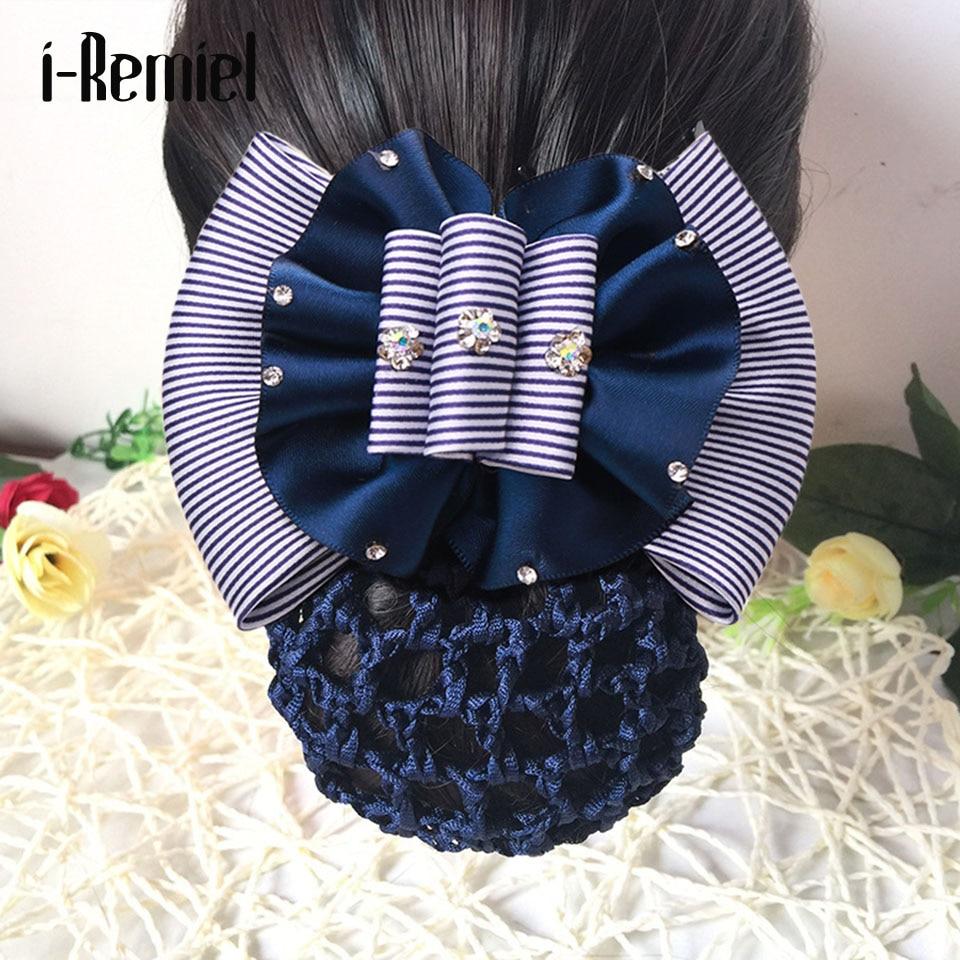 "6pcs 1.5/"" White baby crochet elastic headband crochet hair lace bands children h"