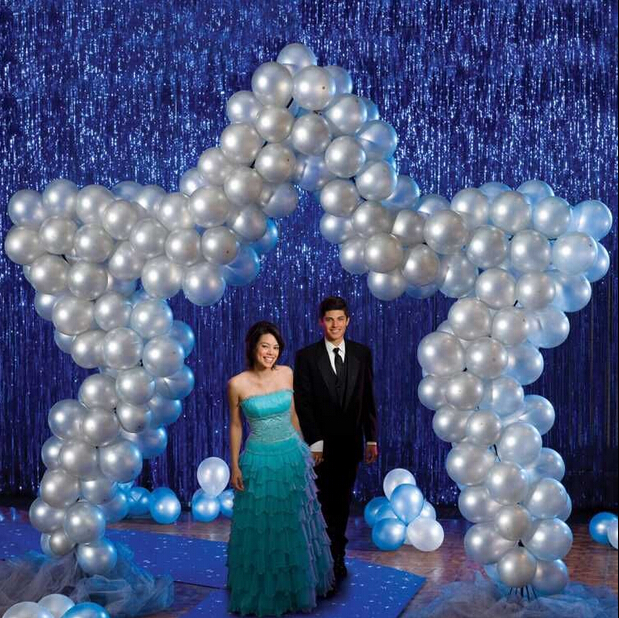 3 1m wedding decoration home pub birthday party stage for Backdrop decoration for birthday