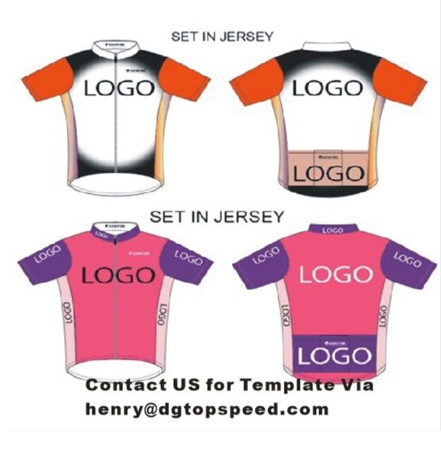 Camiseta de ciclismo ropa personalizada de bicicleta personalizada  cualquier logotipo aceptado ropa de bicicleta personalizada hacer fdb84ef8695b5
