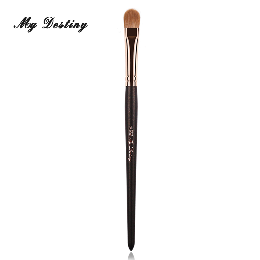 MY DESTINY Medium Goat Hair Eyeshadow Eye Shadow Brush Makeup Brushes Make Up Pincel Pinceis De Maquiagem Pinceaux Brochas 032