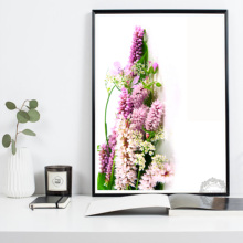 Canvas Print Art Pictures Wall Painting Beautiful Flower Home Decor New Modern On No Frame Framewor