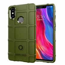 Rugged Shield Military Shock Absorption Case for Xi