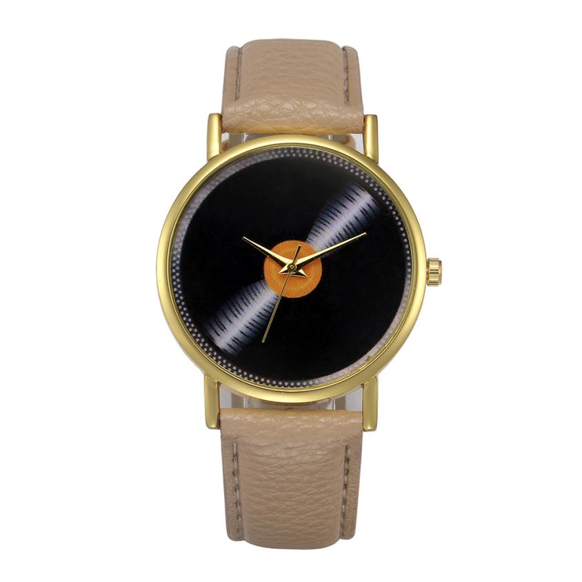Relogio Feminino Reloj Mujer Dropshipping Gift Womens Watches Retro Digital Dial Leather Band Quartz Analog Wrist Watch july19 retro small dial watch women simple desingn thin belt casual watches womens vogue pu leather analog quartz wrist watch reloj n