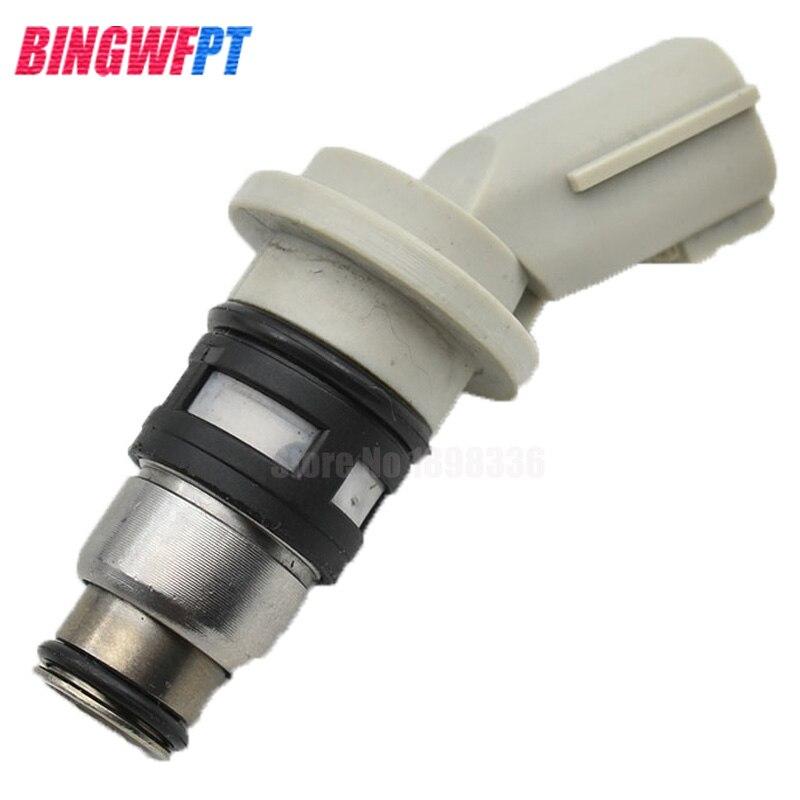 4PCS fuel injector for Nissan March Micra K11 N15 SUNNY B13 GA16DE nozzle 16600 93Y00 A46