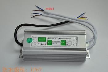 80 watt 12 volt 6.6 amp sabit basınçlı su geçirmez anahtarlama güç kaynağı 80 w 12 v 6.6A anahtarlama endüstriyel trafo