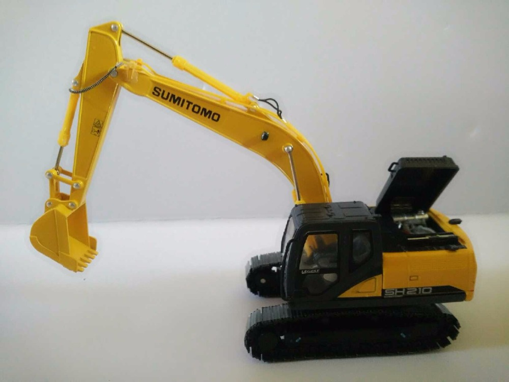1:50 SUMITOMO SH210-6 экскаватор игрушки
