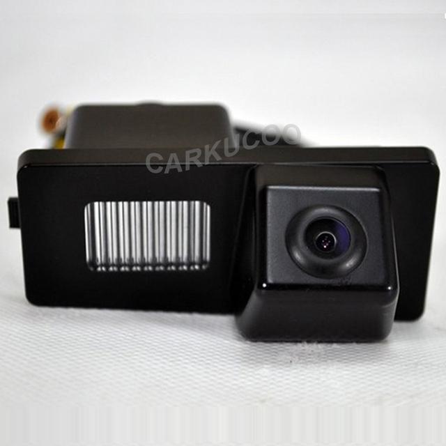 Auto Parktronic HD Retrovisor Câmera de Visão Noturna Traseira Do Carro Câmera Reversa Estacionamento Para SsangYong Rexton Kyron Korando Actyon