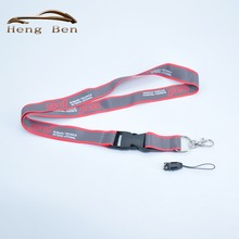 HB 1pcs STI JDM Lanyard For Key Phone w iLL Fresh As Fck Domo Shocker etc Nos Turbo keychain key ring(China)