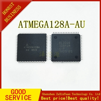 50PCS/LOT ATMEGA128A-AU ATMEGA128A ATMEGA128