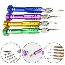 5 in 1 Repair Open Tool Kit Precision Screwdrivers Set of Tools Special Screwdriver Tools