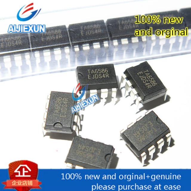 1pcs 100% new and orginal TA6586 DIP-8 in stock