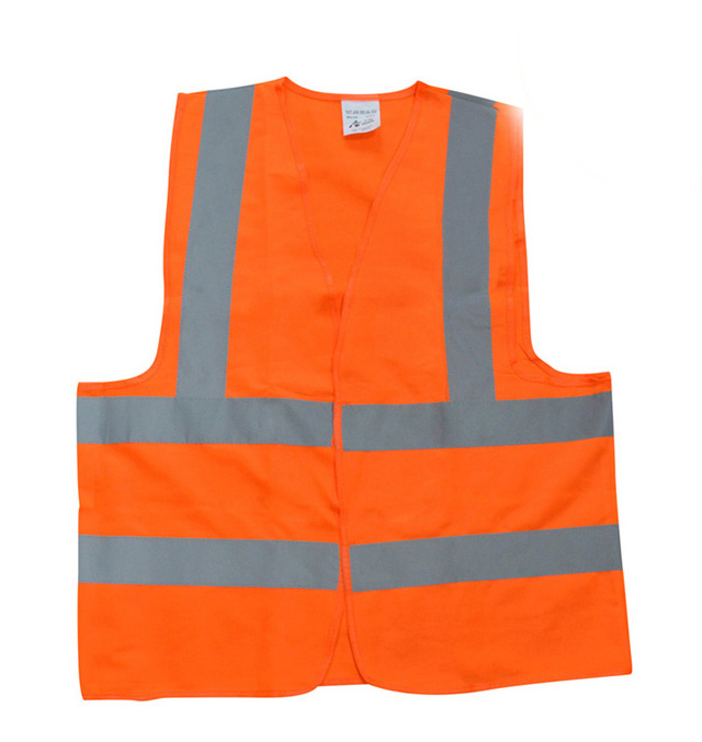 Ultimate performance running race Reflective vest safety high visibility reflective work clothing  Strip Safety fluorescent vest