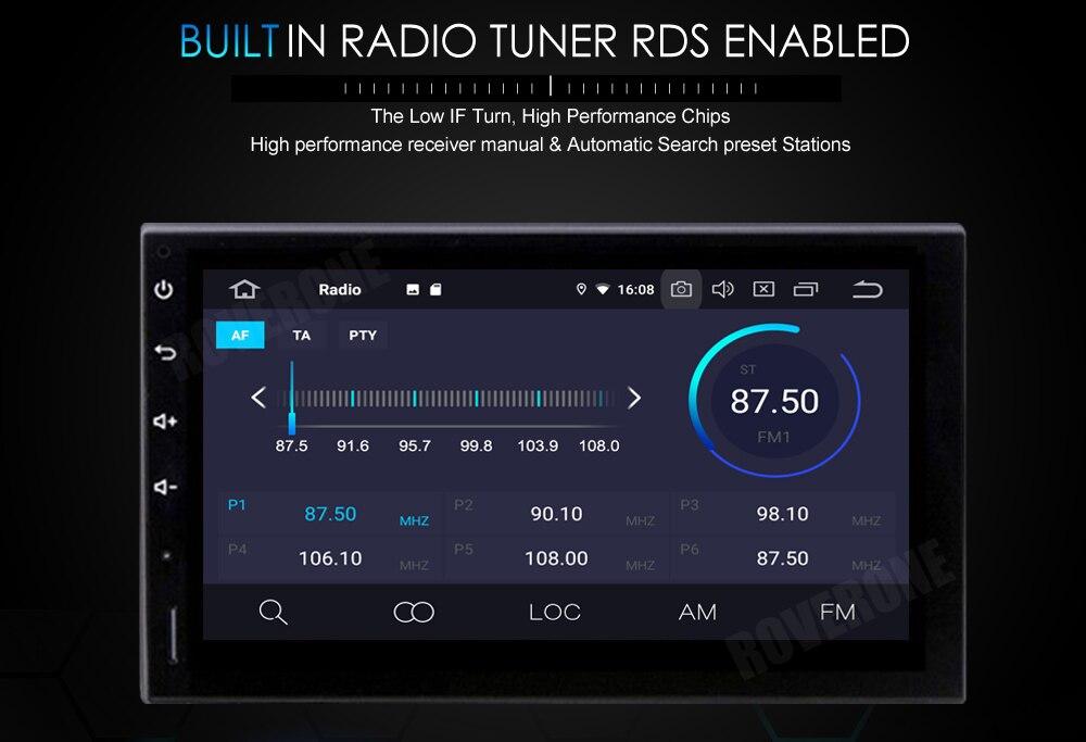 Sale RoverOne Car Multimedia Player For Fiat Fiorino Qubo For Citroen Nemo For Peugeot Bipper Android 9.0 Octa Core Radio Navigation 15