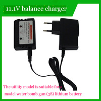 11.1 v battery charger balance load box model fixed wing water cannon aircraft kt machine 3 lithium battery charging set