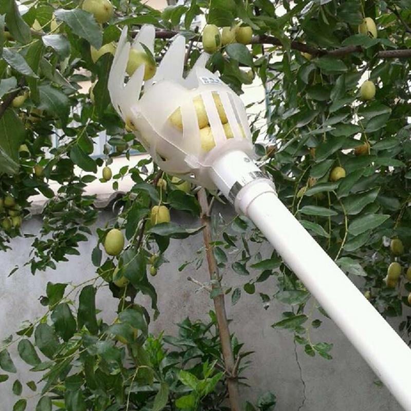 Пластиковое устройство для сбора фруктов, оборудование для садоводства, фермы, сада, устройство для сбора фруктов, инструмент для сбора фруктов, садовая поставка, теплица