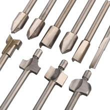 Rotary-Tool-Set Router-Bits Milling-Cutter Machine-Tools--Accessories Dremel Shank 10PCS