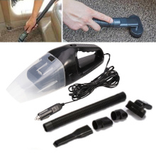 High Quality 12V 120W Car Vacuum Cleaner Handheld Portable Dust Collector Wet and dry 6 in 1  mini vacuum cleaner