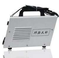 Hot Selling SALLITY welder IGBT Portable Welding Inverter MMA ARC 200 welding machine Parallelogram design Max current 160A