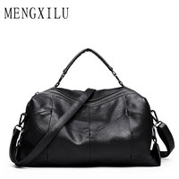 Leather Women Bags Designer Luxury Handbags Shoulder Bag Female Big Casual Tote Spanish Brand Crossbody Bag
