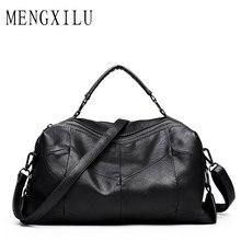Leather Women Bags Designer Luxury Handbags Shoulder Bag Fem