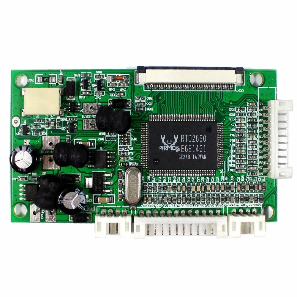 Разрешение 800x480 9 tft ЖК экран с пультом дистанционного управления, печатная плата - 3