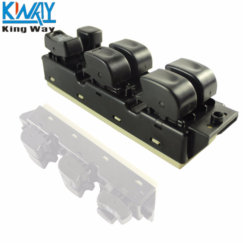 Free shipping king way electric power window master for Window master