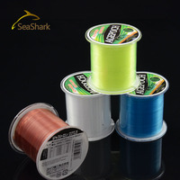 Nylon Fishing Line 500m Extreme Strong Monofilament Carp Fishing Wire Cable Japan Line 8 25lb Strong
