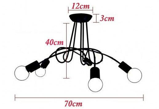 Luzes de Teto estar iluminação home indoor Modelo Número : Ysl-1836c