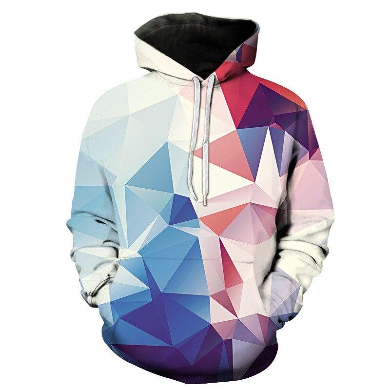 digital printing, European and American bagel, multi-code, hoodie.
