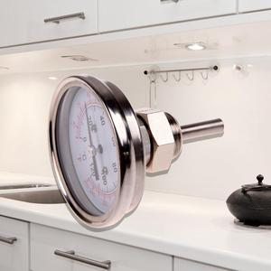 1/2 Stainless Steel Thermomete