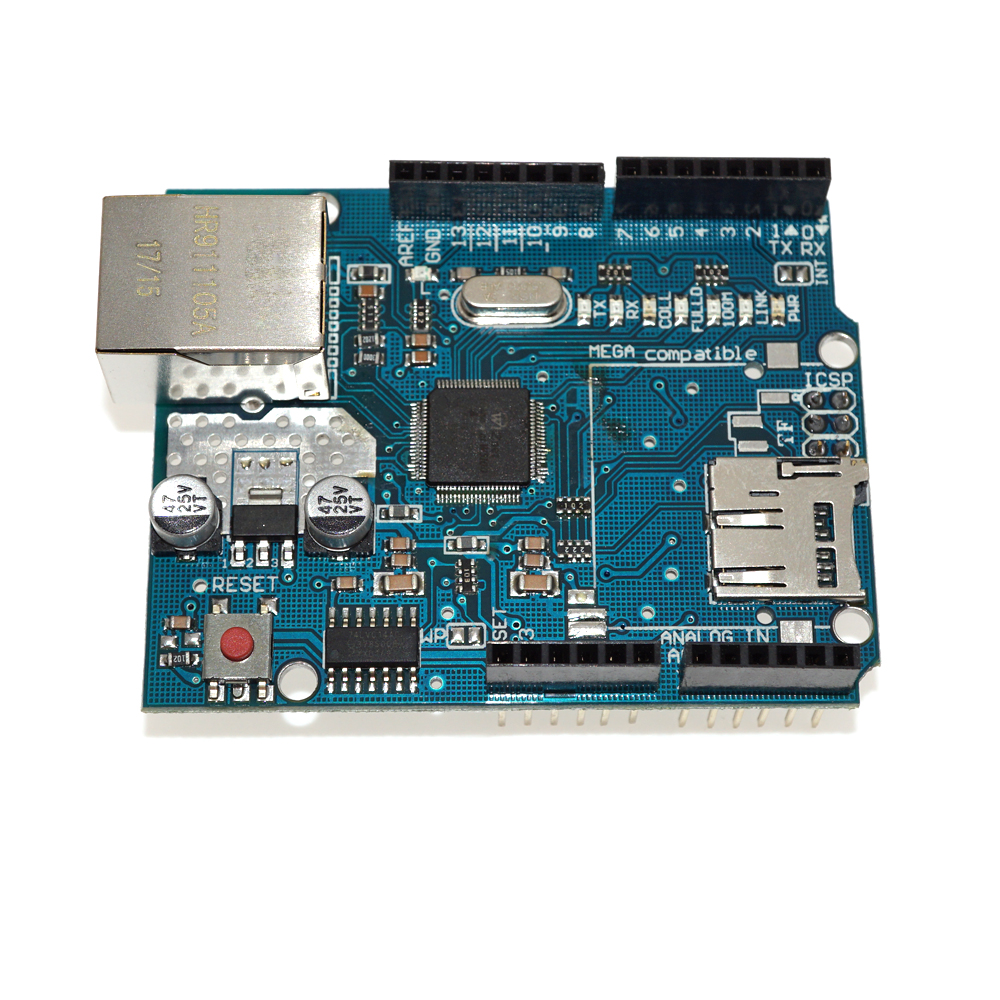 Other Electronic Components W5100 Ethernet Network Modul For Arduino
