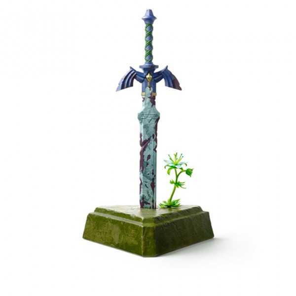 26cm Zelda Skyward Sword link Master Sword Action figure toys doll Xmas Christmas gift with box B19 1